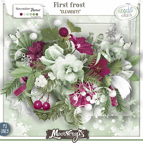 First frost - elements
