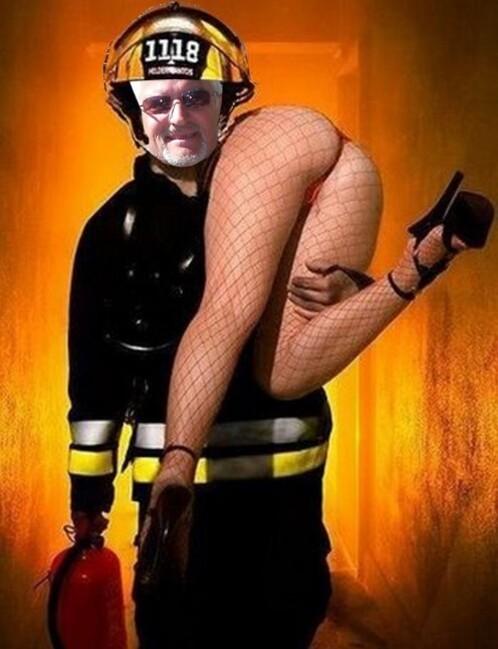 pompier JP héros