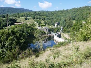 Le barrage du Rialet