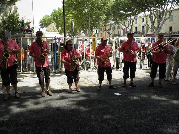 Groupe La Vidourlenque à Lunel