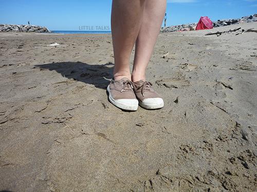 [OOTD] Une journée à la plage