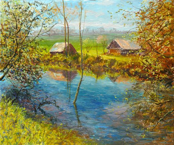 Peintures de :Dimitri Sinyavsky