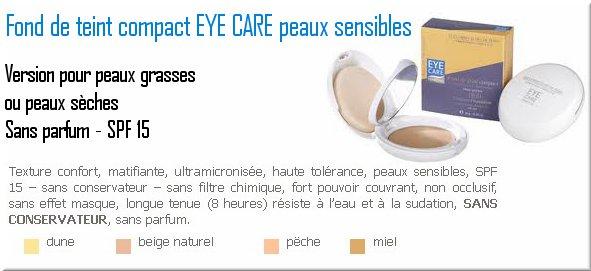 Peau D'une Allergiquele Des TeintBeauté Maquillage Sans Parfum POkn0X8w