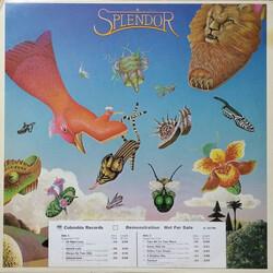 Splendor - Same - Complete LP