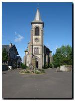 Eglise de Murol