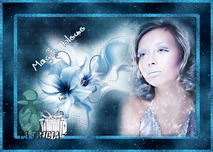 Version Patiange - Tuto Magie Bleue