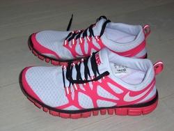 Test Nike free 3