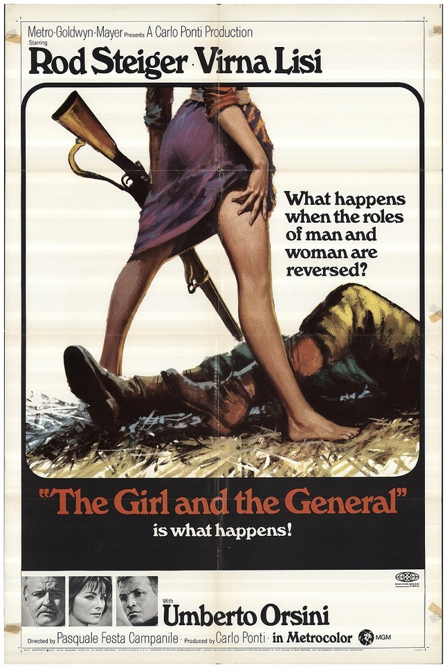 THE GIRL AND THE GENERAL BOX OFFICE USA 1967