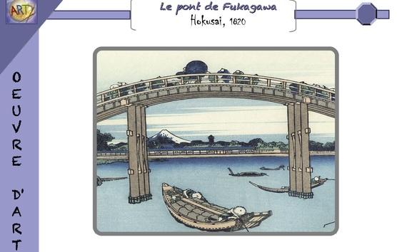 Oeuvres d'art sur les ponts et les boucles