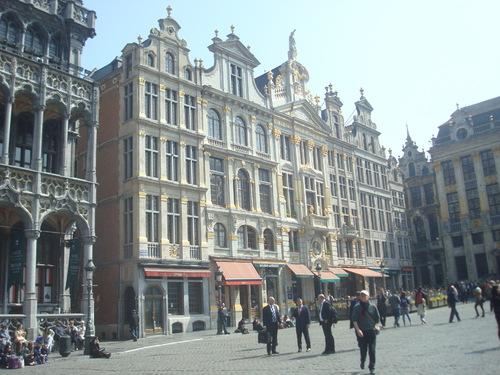 Ballade à Bruxelles