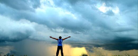 Le miracle au milieu de la tempête
