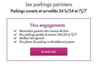 Est il possible de se garer gratuitement à Paris ?