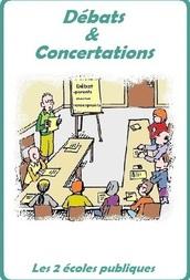 Débats & Concertations à l'école du Clos du Moulin