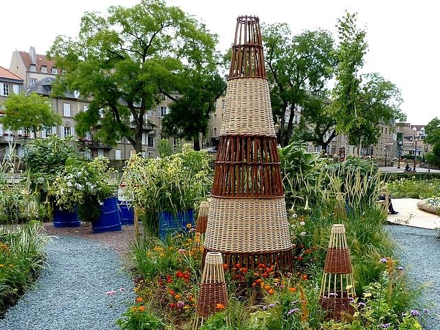 Metz un jardin en chantier 14 Marc de Metz 31 07 2012