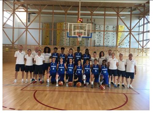 tournoi international U20 féminine
