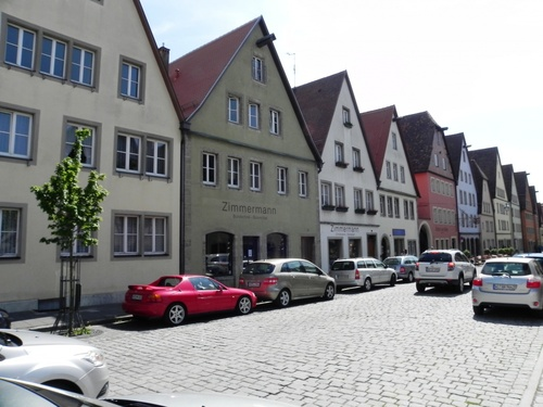 Rothenbourg en Allemagne (photos)