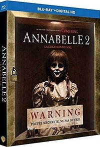 [Test Blu-ray] Annabelle 2 : la création du mal
