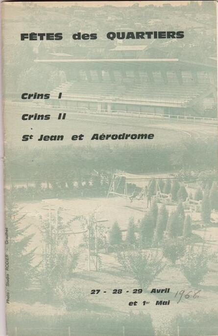 - 1968-2018 : 50 ans des Fêtes du Muguet !