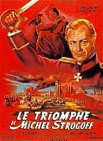 LE TRIOMPHE DE MICHEL STROGOFF BOX OFFICE FRANCE 1961