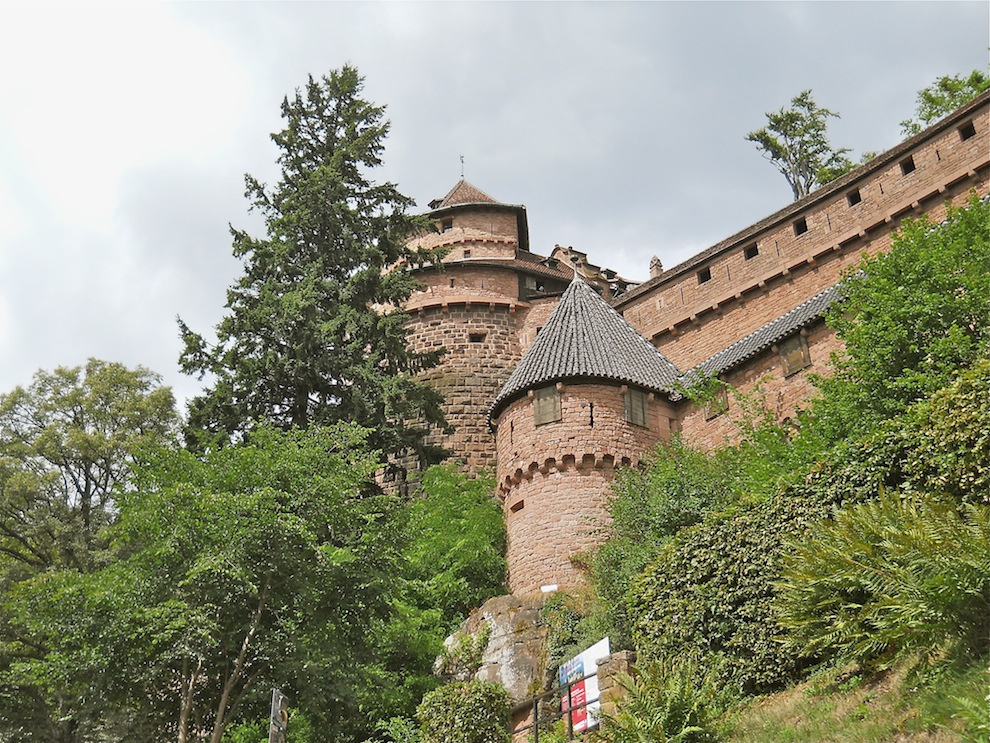 Château fort de Koenigsbourg