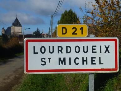 LOURDOUEIX SAINT MICHEL XXL LE 3 DECEMBRE 2019