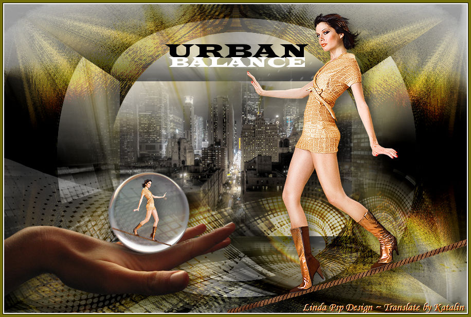 Linda Psp Design ~ Urban Balance