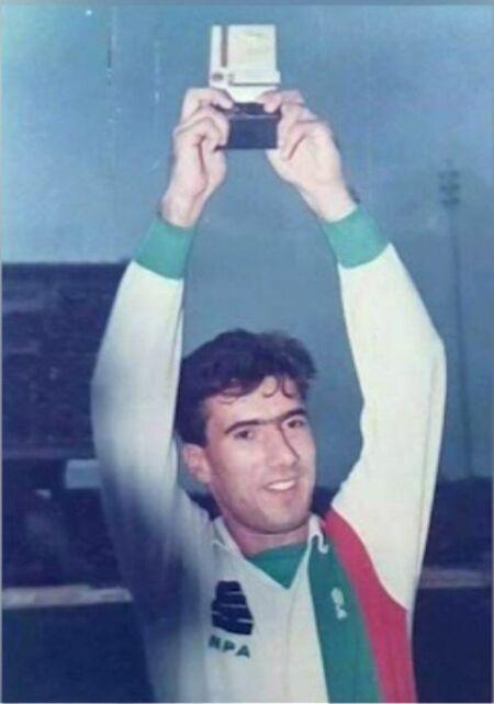 DJAHMOUNE KAMEL 1986