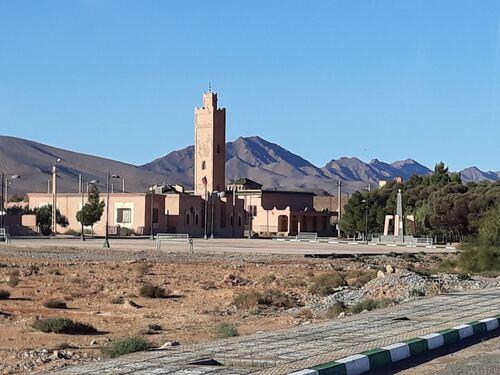 La mosquée de Abou  El Kjal