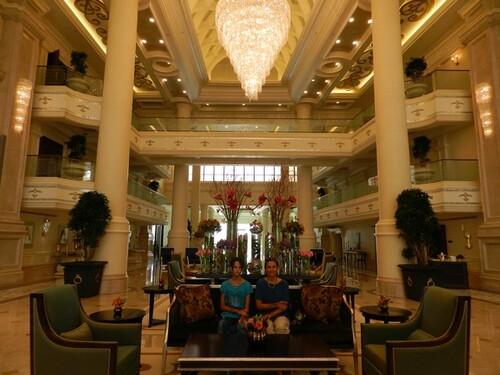 UAE retour sur Abu Dhabi cette fois...