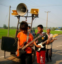 "Les ""BAND"" de Pangkhan! (made in ISAN)"