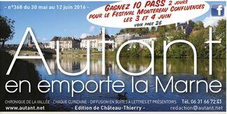 """Article """"Autant en emporte la Marne"""""""