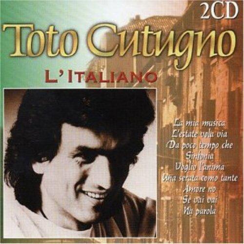 CUTUGNO, Toto - L'Italiano (1983)  (Chansons italiennes)