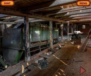 Jouer à Can you escape wooden workshop