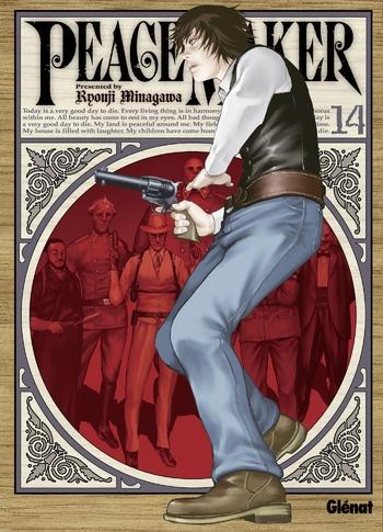 Peace maker - Tome 14 - Ryouji Minagawa