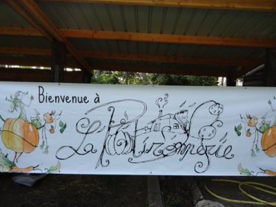 """Blog de melimelodesptitsblanpain : Méli Mélo des p'tits Blanpain!, Visite à """"La Potironnerie"""" (2013)"""