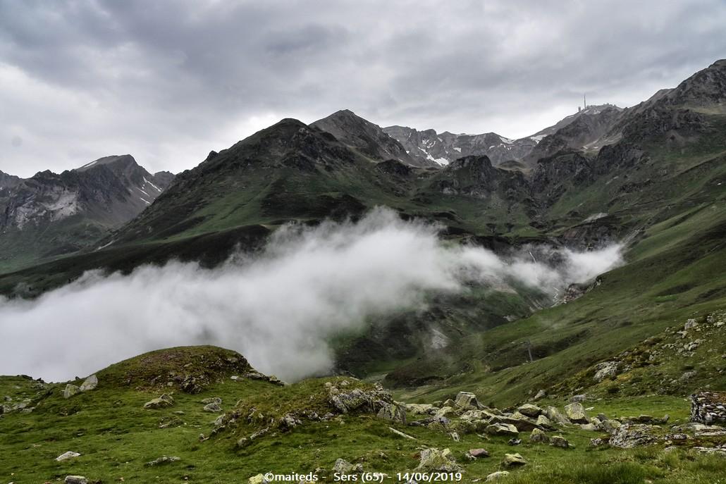 Les Pyrénées à Sers (65)
