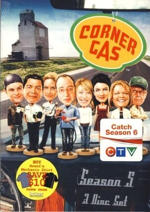 2008 -Corner Gas: Final Countdown (TV)
