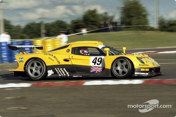 Le Mans 1997 Abandons II