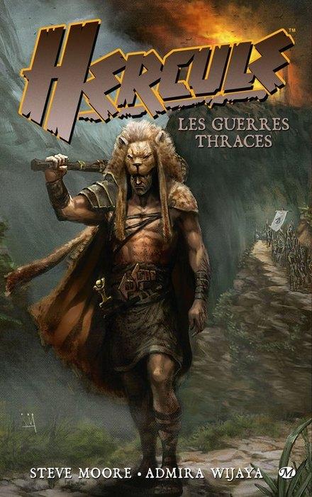 [Critique] Hercule, Tome 1 : Les guerres Thraces