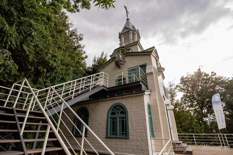 Montréal : Chapelle du frère André du Mont Royal