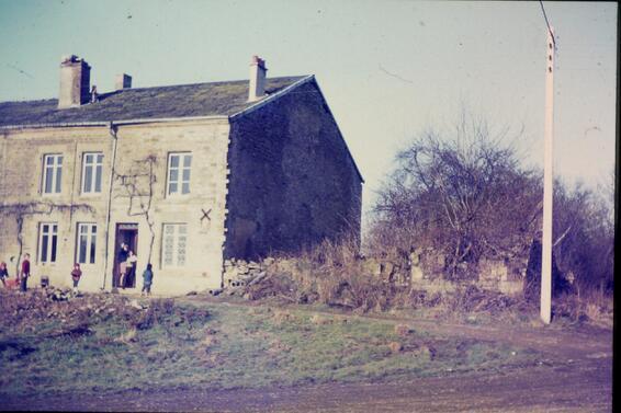 D'ou je viens : Le Village de mon enfance, Harcy