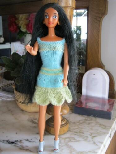 Fanette - Robe d'été n°12