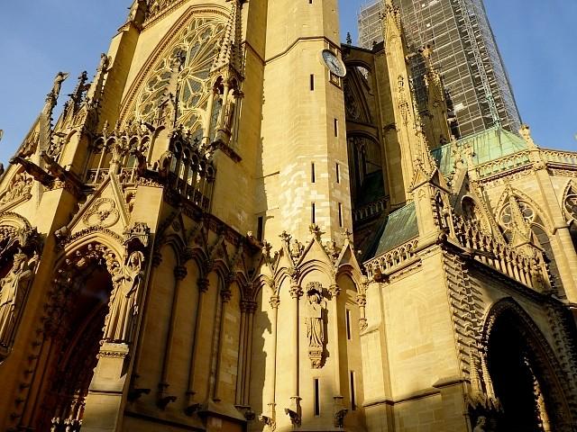 Cadran solaire de la cathédrale de Metz 2 Marc de Metz 18