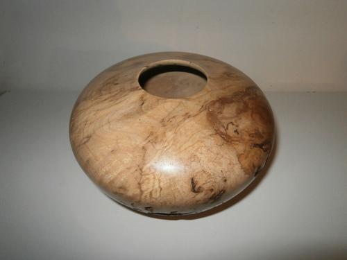 POT en MARRONNIER - diamètre 20 cm - hauteur 14,5 cm