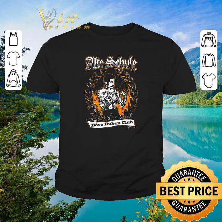 Original Alte Schule Bose Buden Club shirt
