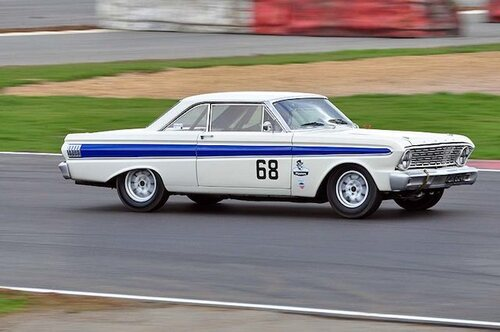 Ford Falcon Sprint de 1963