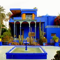 Le Jardin Majorelle-Marrakech