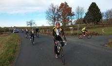 Photos rando Cyclo VTT Téléthon 2016