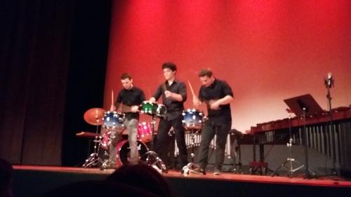 Musi-Juniors et le Baka Trio