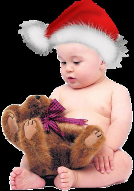Enfants de Noël Série 8
